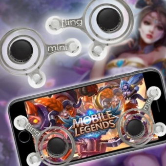 Fling Mini Joystick/Controller/Gamepad For All Touch Screen Phone& All Games mobile legend