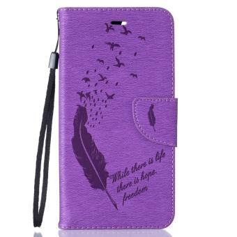 EMBOSSING TPU PHONE CASE FOR HUAWEI Y5II Y5 II HONOR 5 SWAN AND FLOWERS INTL. Flip Case for Huawei Y5ii Y5 ii 2 CUN L21 U29 L01 Case Phone Leather Cover