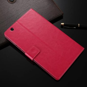 Flip Leather Cover For Huawei MediaPad M3 BTV-W09 BTV-DL09 8.4 inchBusiness Wallet Style Flip Cover - intl
