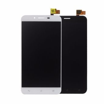 For Asus ZenFone 3 Max ZC553KL Black LCD Display + Touch ScreenDigitizer Assembly Replacement Free Tools - intl