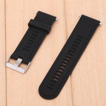 For Garmin fenix3 Strap Universal D2 / Fenix / Fenix2 / Fenix3 /Fenix3 HR(Black) - 2