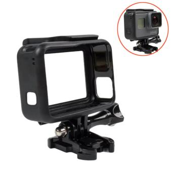 For Go Pro Hero 5 Frame Mount Case Protective Frame for GoPro HERO 5 Black Camera GoPro 5 Accessories