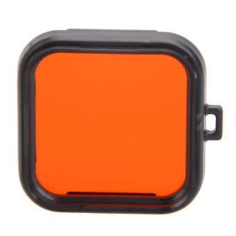 For GoPro Hero4 Session Camera Diving Polarizer Underwater DiveLens Filter - intl