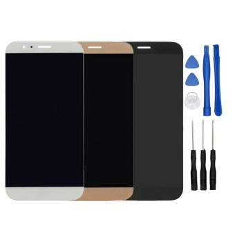 For Huawei G8 RIO-L02 RIO-L03 Full LCD Display+Touch ScreenOriginal Screen Digitizer Assembly Replacement for g8 cell phone+3mTape+Opening Repair Tools+glue - intl