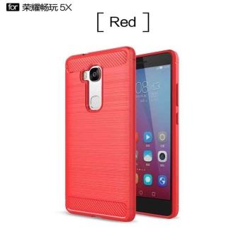 For Huawei GR5 Casing Soft Phone Case Shockproof Phone Cover Phonecase - intl