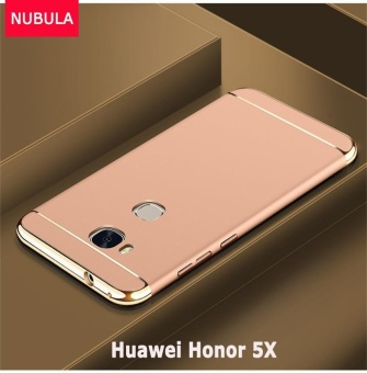 For Huawei Honor 5X / GR5 3 in 1 Hard PC Protective Back CoverCase/Anti falling Phone Cover/Shockproof Phone case - intl