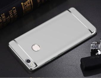 For huawei P8 Lite 2017 / honor 8 Lite 3 in 1 Ultra-thin Hard PCProtective Back Cover Case/Anti falling Phone Cover/ShockproofPhone case - intl