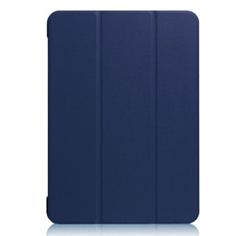 For iPad Pro 10.5 2017 Sleeve Case,Slim PU Snap On Slim-Fit Case for Apple iPad Pro 10.5 Tablet Case,Dark blue - intl - 2