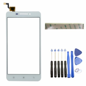 For Lenovo A5000 5000 Touch Screen Digitizer Panel+3m Tape+OpeningRepair Tools+glue - intl