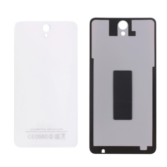 For Lenovo Vibe S1 S1A40 Original White Case Replacement Glass Back Cover Housing Rear Cover - intl Online Shopping in Philippines