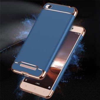 For Redmi 4A Hybrid 3 in1 Case Hard Plastic/PC matte Phone Case soft silicone/ TPU Phone Cover Shockproof Phonecase /Phone Protector FOR REDMI4A / redmi 4a /Red MI 4A - intl - 3