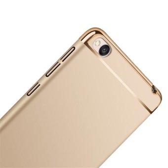 For Redmi 4A Hybrid 3 in1 Case Hard Plastic/PC matte Phone Case soft silicone/ TPU Phone Cover Shockproof Phonecase /Phone Protector FOR REDMI4A / redmi 4a /Red MI 4A - intl - 5