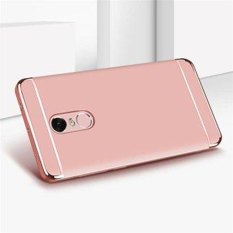 For Redmi Note 4 Hybrid 3 in1 Case Hard Plastic/PC matte Phone Case soft silicone/ TPU Phone Cover Shockproof Phonecase /Phone Protector for Redmi Note 4/ Redmi Note4/RedmiNote4/Red mi Note 4/redmi note4 - intl - 3