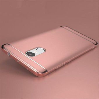 For Redmi Note 4 Hybrid 3 in1 Case Hard Plastic/PC matte Phone Case soft silicone/ TPU Phone Cover Shockproof Phonecase /Phone Protector for Redmi Note 4/ Redmi Note4/RedmiNote4/Red mi Note 4/redmi note4 - intl