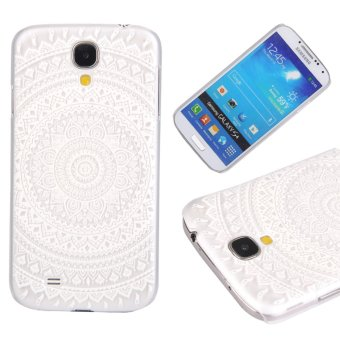 For Samsung Galaxy S4 i9500 Ultra Slim Hard PC Clear Back CaseCover Shell Protector