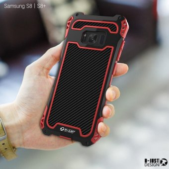 For Samsung Galaxy S8 Plus Shockproof Case Sports Phone Case BumperCover - intl - 2