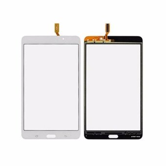 For Samsung Galaxy Tab 3 7.0 T211 SM-T211 3G White Outter DigitizerTouch Screen Panel Sensor Lens Glass free tools & Frameadhesive - intl