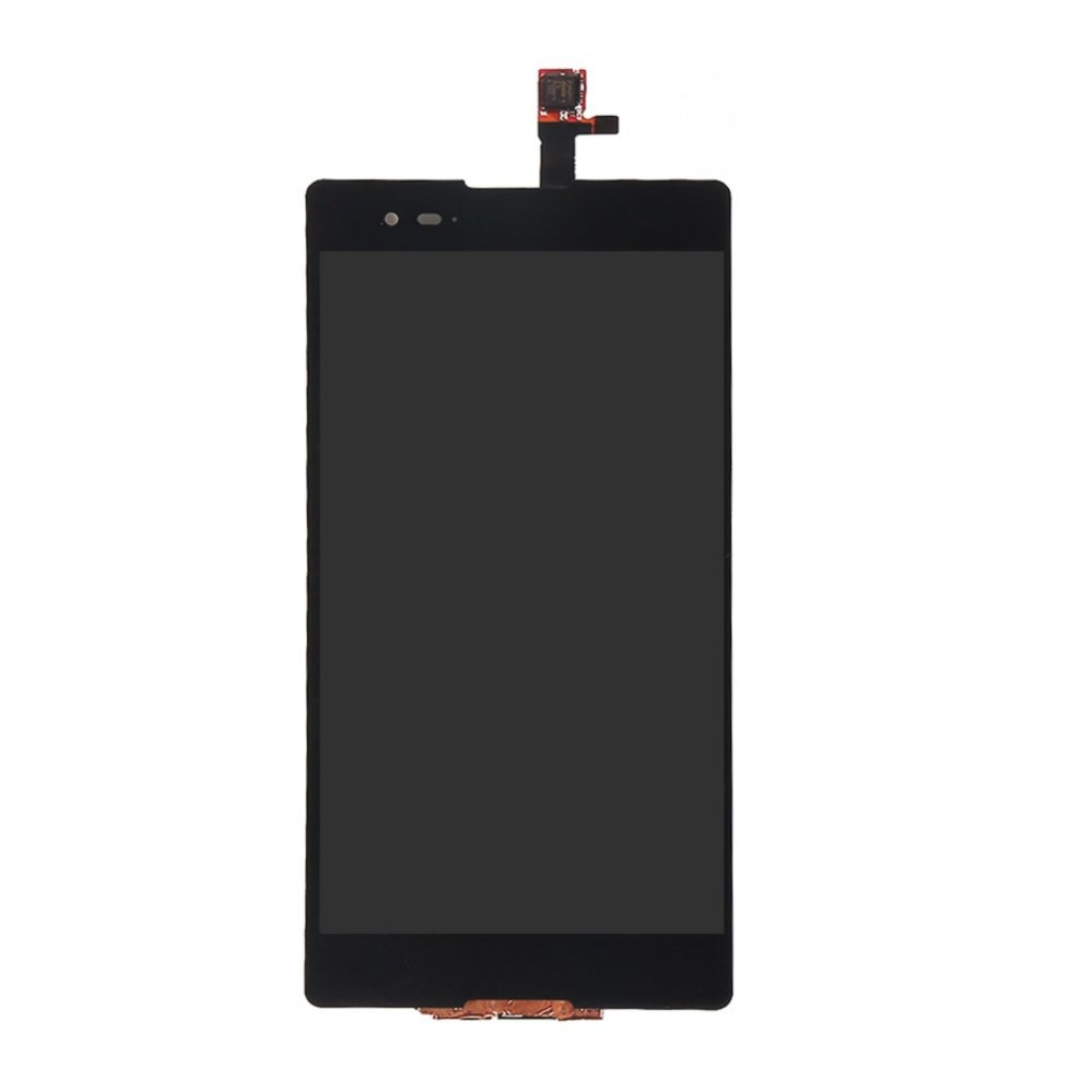 Xperia C3 S55T S55U D2533 . Source · Black Lcd Display Touch Screen .