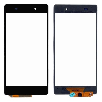For Sony Xperia Z2 L50W D6503 Front Panel Lcd Display Replacement Parts Touch screen Digitizer, Black - intl