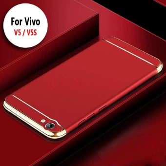 For Vivo V5 / V5S Covered Protection Matte Case Cover Casing - intl
