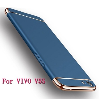 For VIVO V5S Hybrid 3 in1 Case Hard Plastic/PC matte Phone Case soft silicone/ TPU Phone Cover Shockproof Phonecase /Phone Protector FOR Vivo V5 S / vivo v5s / VIVO V 5S - intl