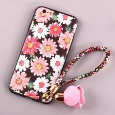 For VIVO V5(V5s)Soft Phone Casing Flower Case Fashion Phone Cover -intl