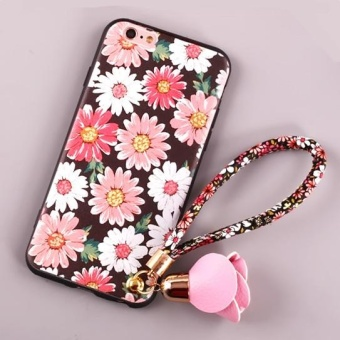For VIVO V5(V5s)Soft Phone Casing Flower Case Fashion Phone Cover -intl