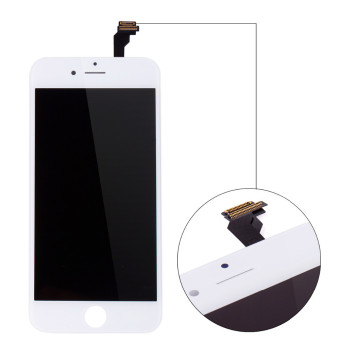 For White IPhone 6 LCD Display with Touch Screen Digitizer - 2