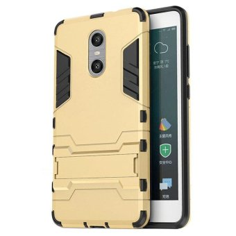For Xiaomi Redmi Note 4 Hybrid 2 in1 Case Hard Plastic/PC mattePhone Case soft silicone/ TPU Phone Cover Shockproof Phonecase/Phone Protector for Xiaomi Redmi Note 4/ Xiaomi Redmi Note4/XiaomiRedmiNote4/Xiaomi Red mi Note 4/redmi note4 - intl - 4