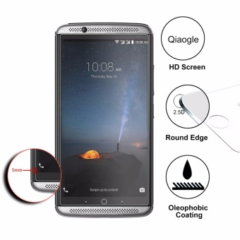 For ZTE Axon 7 / A2017G / A2017 Screen Protector Premium TemperedGlass Protection Film Anti-scratch (9H * 0.2 - 0.3 mm thick) - intl Price Philippines