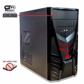 Fortress Arise-WDVD Upgrade-XH No Hard Drive - CPU system unit only Package