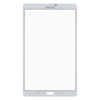 Front Outer Glass Lens Screen Replace for Samsung Galaxy Tab S 8.4SM-T700 White - intl