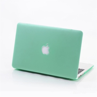 Frosted Protective Cover Mac Book Cover Protective Laptop Case For Apple Mac-book Air 11.6 Inch - intl