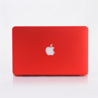 Frosted Protective Cover Mac Book Cover Protective Laptop Case ForApple Mac-book Pro 13.3 Inch - intl Price Philippines