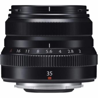 Fujifilm Fujinon XF 35mm f/2 R WR Lens - [Black] - intl - 4