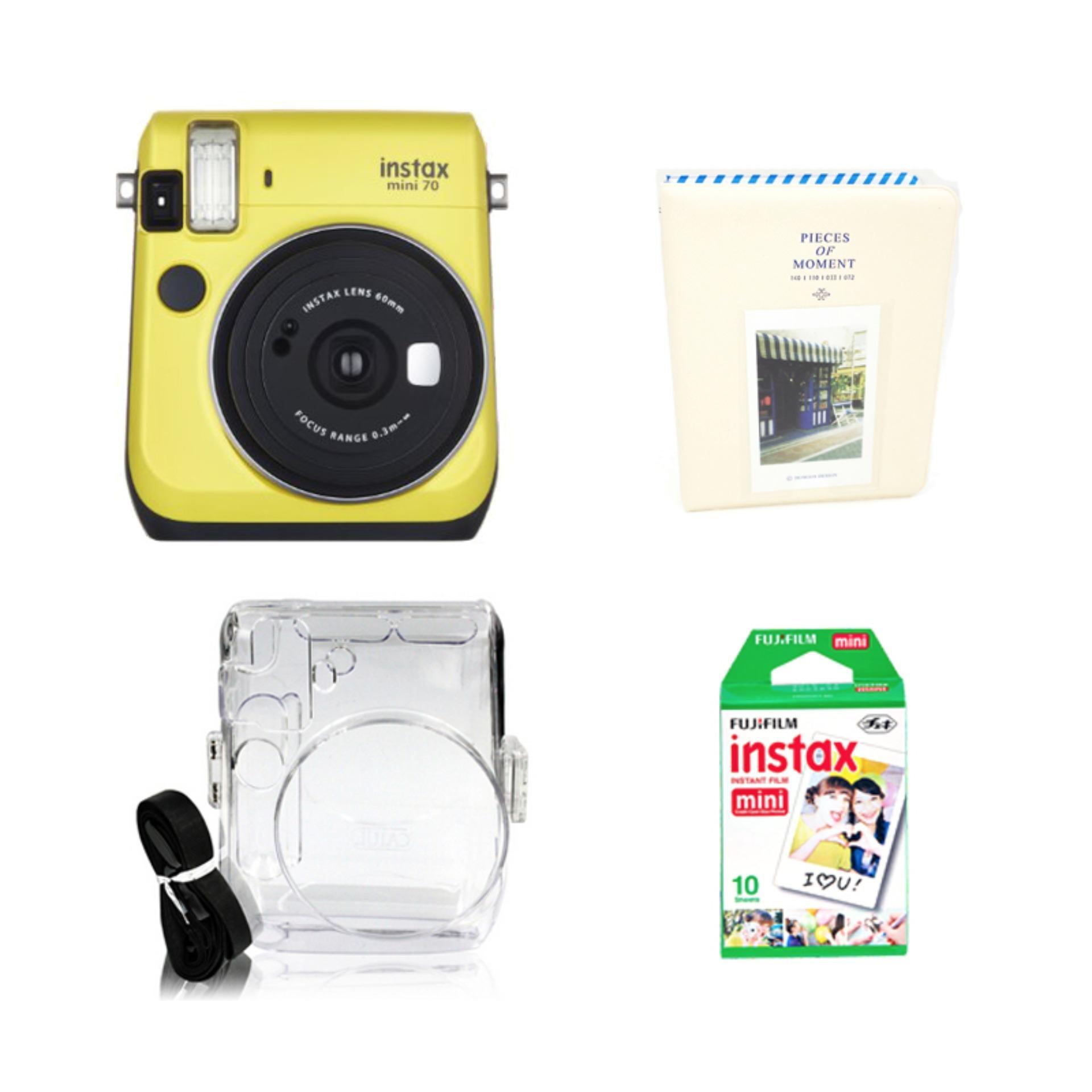 Fujifilm Instax Mini 8 Kamera Polaroid Instant Minion Special Pack. Source · 10 film untuk Fuji 7S 8 25 50s 7090/Polaroid 300 kamera .