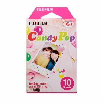 Fujifilm Instax Mini Film Candypop (10 Sheets)