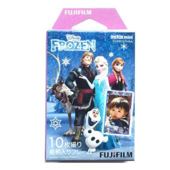 Fujifilm Instax Mini Film Frozen Design (10 Sheets)