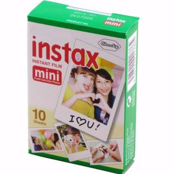 Fujifilm Instax Mini Plain Film (10 Sheets)