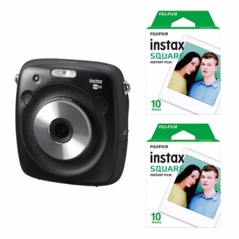 Fujifilm instax Square SQ10 + 2x Film Packs (20 exposures) - intl Price Philippines