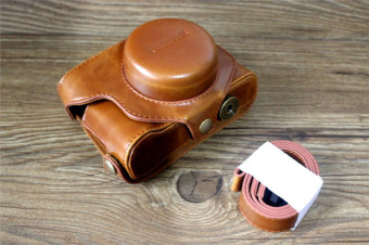 Fujifilm x30/x30/x30 super suitable Leather cover camera bag