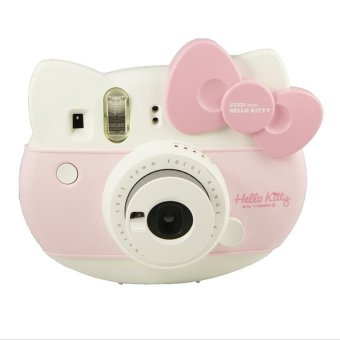 Fujifim Instax Instant Camera (Hello Kitty) with Free Lanyard,Hello Kitty Stickers and Hello Kitty Film Price Philippines