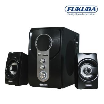 Fukuda FHT200I 2.1 Channel Home Theater Speaker (Black)