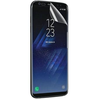 Full Cover Clear 3D PET Screen Protector Film For Samsung Galaxy S8Plus - intl