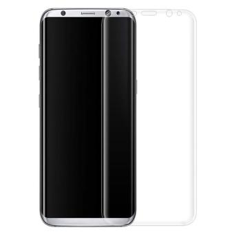 Full Cover Clear 3D PET Screen Protector Film Guard For Samsung Galaxy S8 - intl