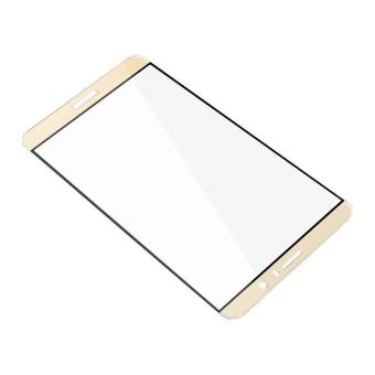 Full Cover Tempered Glass Screen Protector Guard for Huawei Mate 9 (Gold) - intl - 4