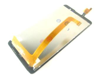 Full LCD Display+Touch Screen Digitizer For Acer Liquid Z520~Black- intl