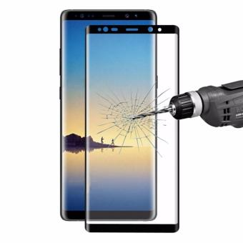 Full Screen Tempered Glass Screen Protector for Samsung Galaxy Note 8 (Black)