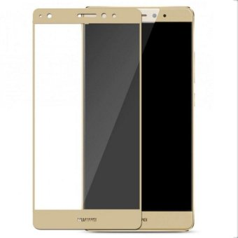 Full Tempered Glass Protector for Huawei GR3 2017 (Gold)