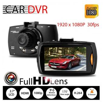 "G30 Car Cameras + 2.7"" Car Driving Video Recorder Car DVR FHD 1080P Dash Cam Camcorder Night Vision Price Philippines"